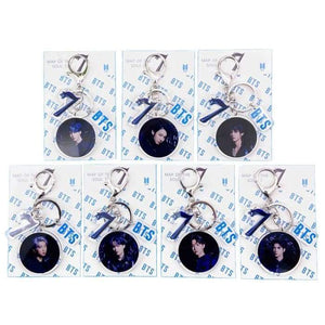 BTS Map Of The Soul: 7 (Ver 2) Keyring - Keyring
