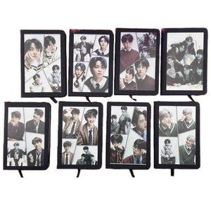 BTS Map Of The Soul: 7 (Ver 4) Notepad - For school