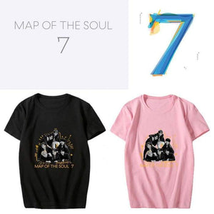 BTS Map Of The Soul: 7 (Ver 4) T-shirt - T-shirt