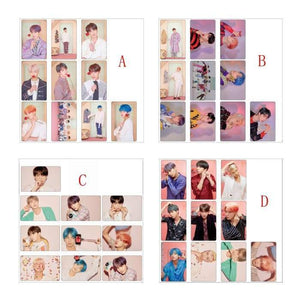 BTS Map Of The Soul Persona Crystal Card - Photocard