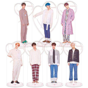 BTS Map Of The Soul: Persona LED Standing Plaque - BTS (7 members) / Without adapter - Accessories
