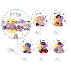 BTS Map Of The Soul Persona Member Hand Fan - RM - Accessories