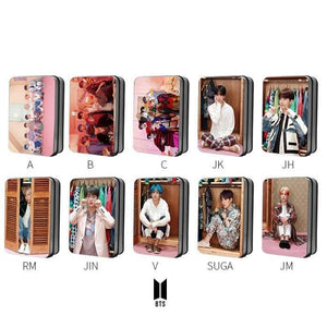 BTS Map Of The Soul Persona Member Photocard - Photocard