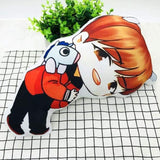 BTS Members Cute Cartoon Cushion - JHOPE - Cushion