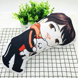 BTS Members Cute Cartoon Cushion - JIN - Cushion