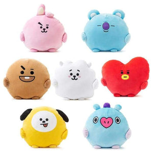 BTS BT21 Pong Pong Fat Cushion - BT21