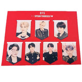 BTS Speak Yourself Japan Edition Bookmark - Accessories