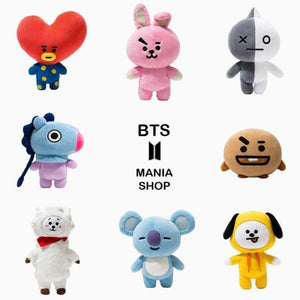 BTS BT21 Standing Plush (16x29) - SET - 10% OFF - Accessories