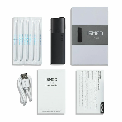 ISMOD NANO, ISMOD UK, discover different, heets, iqos, smoke free heat not burn