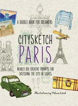 Load image into Gallery viewer, Citysketch Paris by Michelle Lo