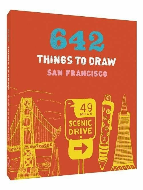 642 Things to Draw - San Francisco