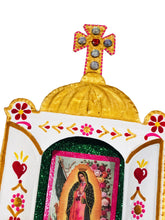 Load image into Gallery viewer, Church Our Lady of Guadalupe Niche Home Decoration 24 cm