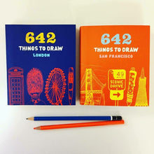Load image into Gallery viewer, 642 Things to Draw - San Francisco