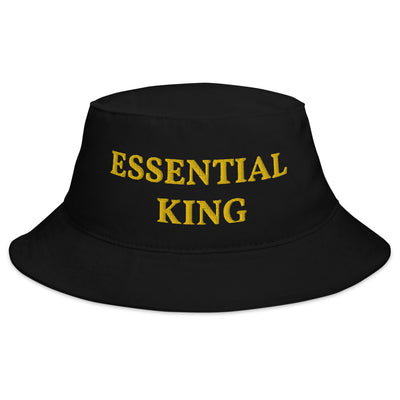 essential-king-printed bucket-hat