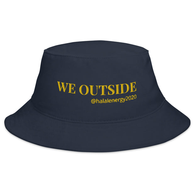 We Outside Hat