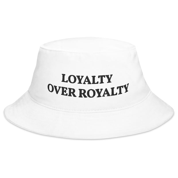 Loyalty Over Royalty Hat