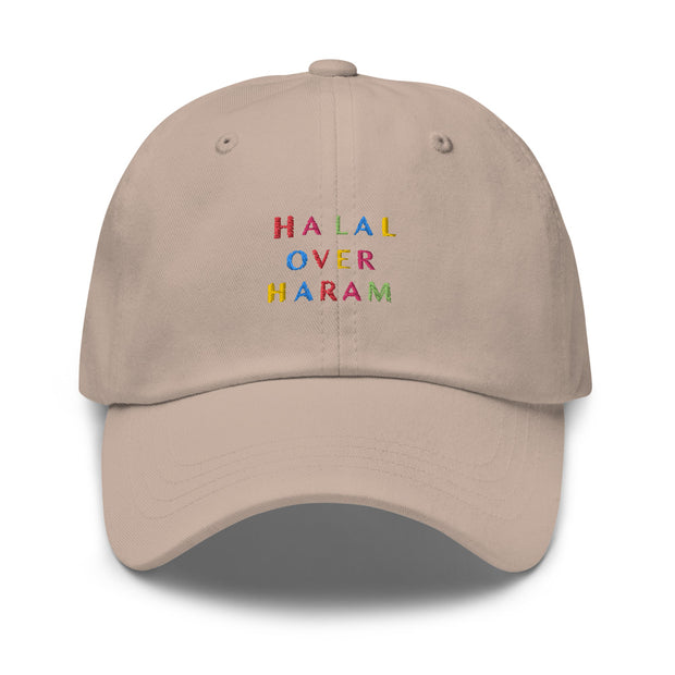 Halal Over Haram Women Cap