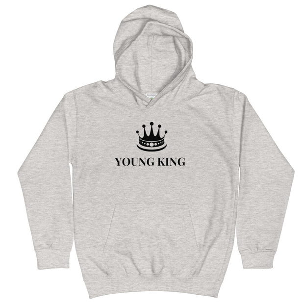 Young King Kids Hoodie