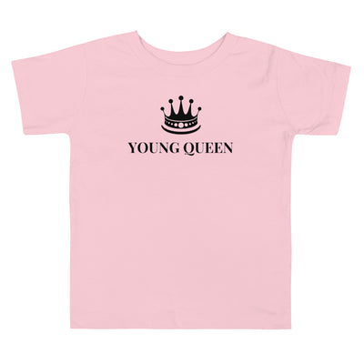 Young Queen Toddler Short Sleeve Tee