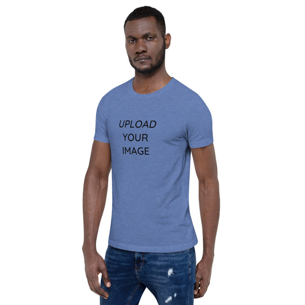 Personalized Design Short-Sleeve Men T-Shirt