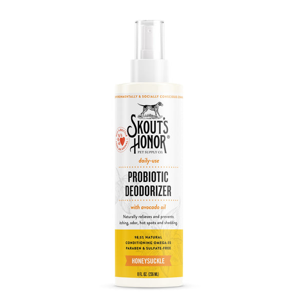 Skout's Honor PROBIOTIC DEODORIZER FOR DOGS & CATS