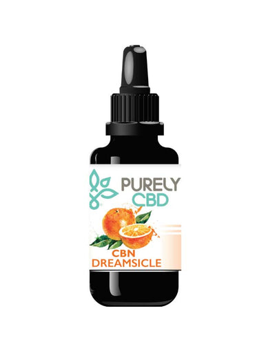 Orange 900mg CBN Tincture