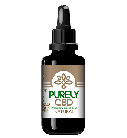 Natural CBD Oil Tinctures