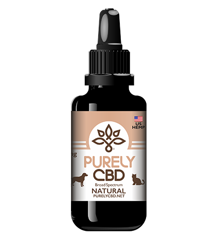 Natural CBD Pet Tincture