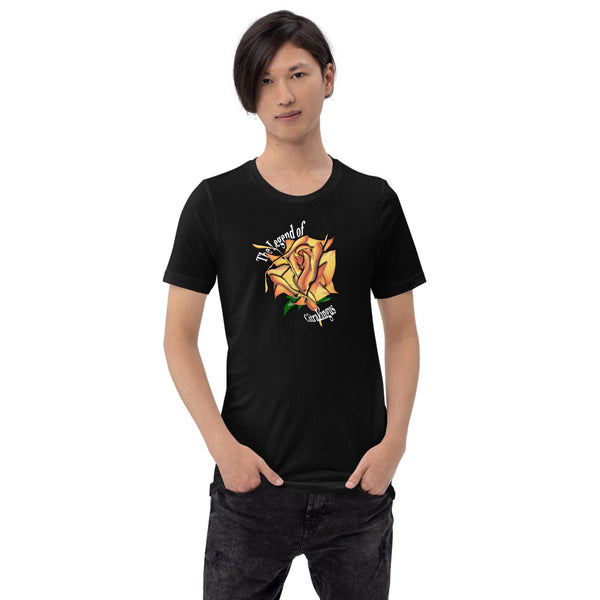 The Legend of CitraLingus-Tattoo Graphic- Short-Sleeve Unisex T-Shirt