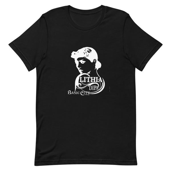 Lithia Classic Branded (WOC) Front- Short-Sleeve Unisex T-Shirt