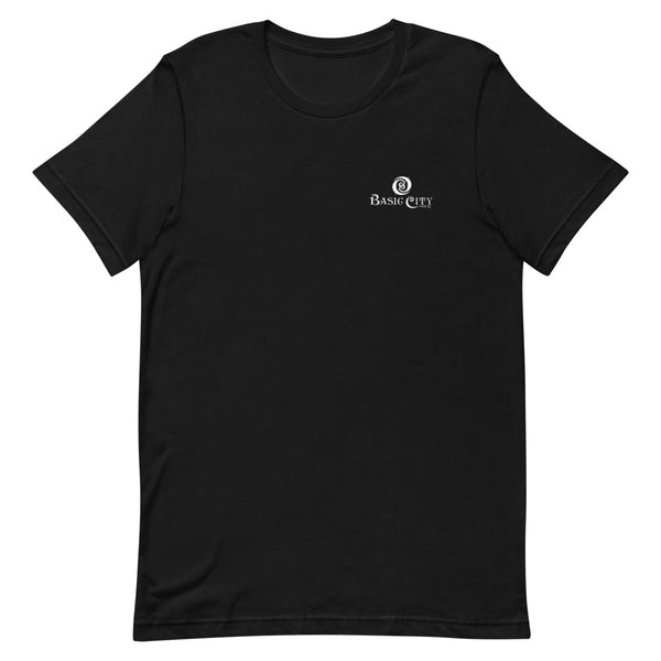 Lithia Classic Branded (WOC) Back Print- Short-Sleeve Unisex T-Shirt
