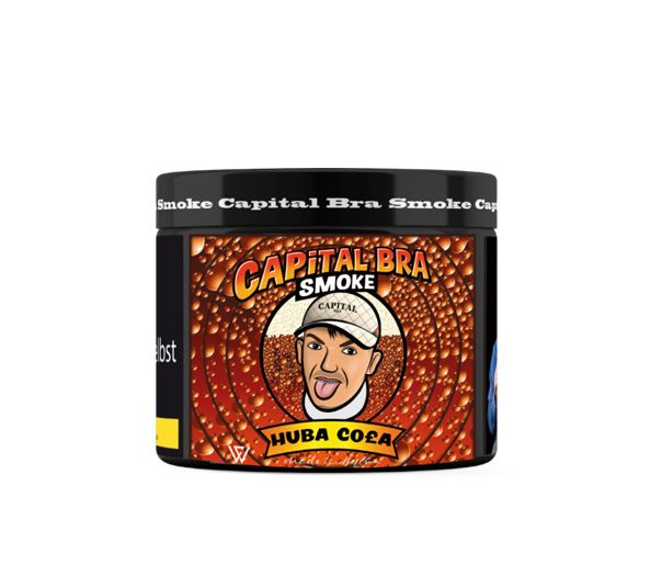 Capital Bra Smoke - Huba Cola 200g
