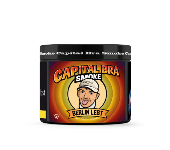 Capital Bra Smoke - Berlin lebt 200g