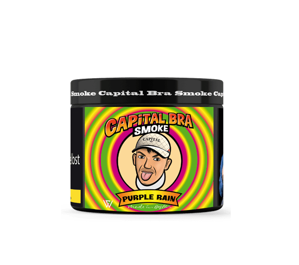 Capital Bra Smoke - Purple Rain 200g