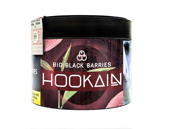 HOOKAIN - BIG BLACK BARRIES