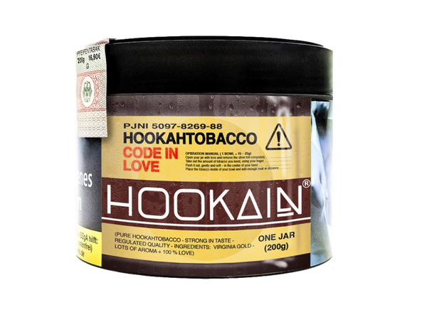 HOOKAIN - CODE IN LOVE