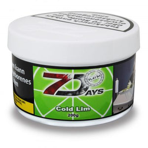 7DAYS - PLATIN COLD LIM 200g