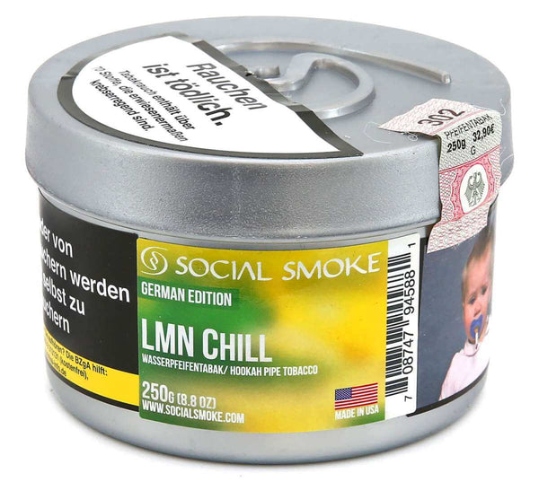 Social Smoke - LMN CHILL 200g