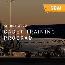 Load image into Gallery viewer, Airbus A320 Cadet Training Program