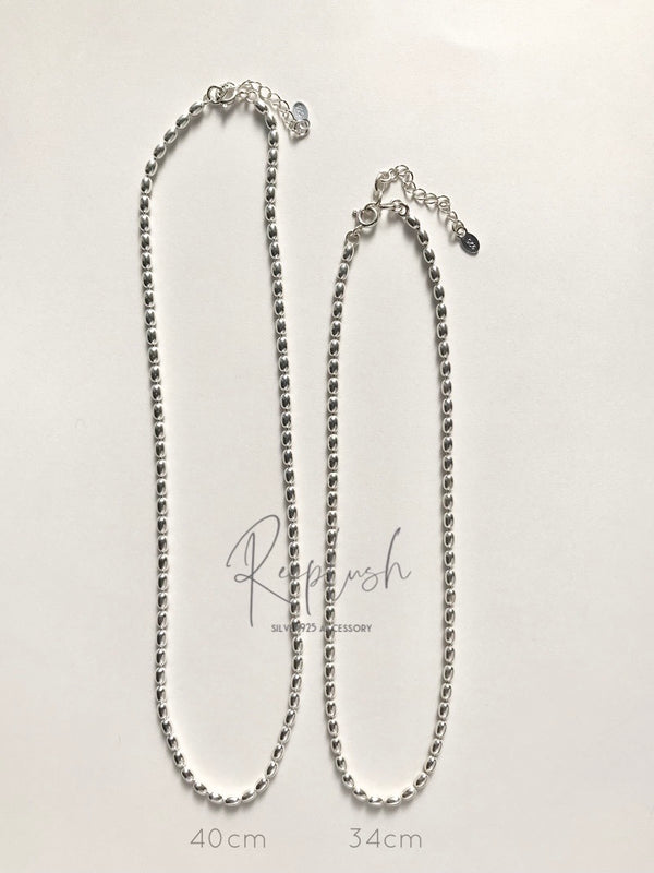 Ricechain Necklace