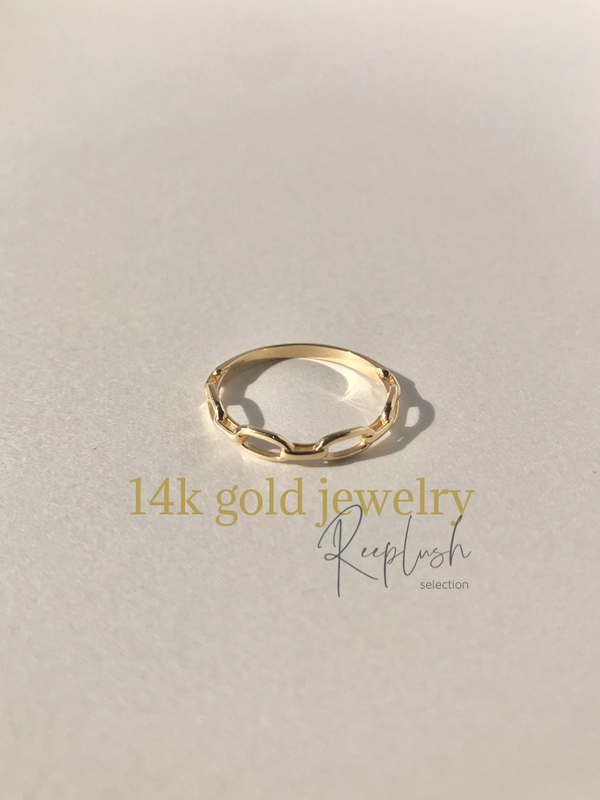14K gold Ring - Thoth -