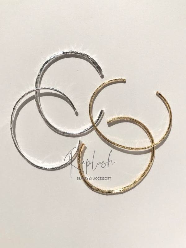 NIDAWI Cuff Bangle/2mm:3mm