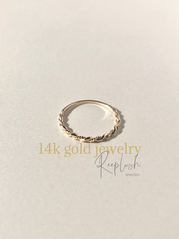 14K gold Ring - Neith -