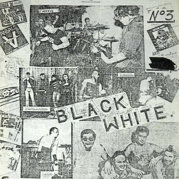 Black and White, No.3 (1984)
