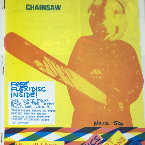 Chainsaw, No.12 (1981)