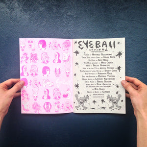 Eyeball Comix, Issue 4