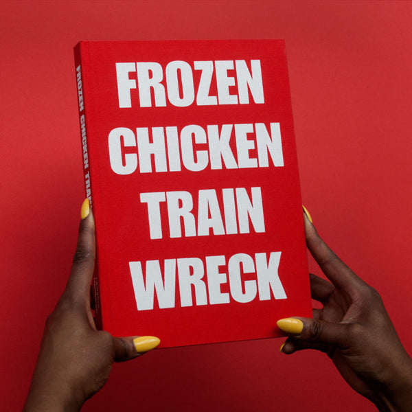 Frozen Chicken Train Wreck, Laurence Hamburger