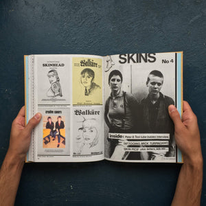 Skinhead: An Archive (1ST ED.)