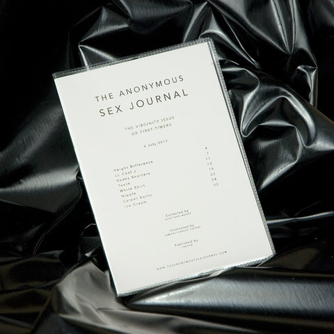 Anonymous Sex Journal Vol.2: The Virginity Issue