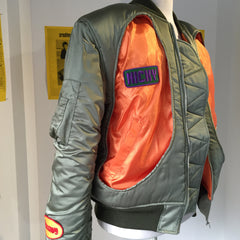 Martine Rose x Ditto MA1 jacket